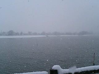 雪の砂沼3