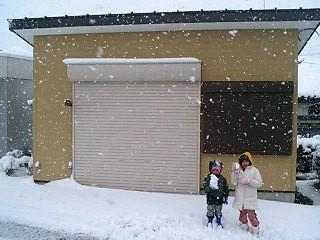 雪のやきそばのたぐち(20060121)