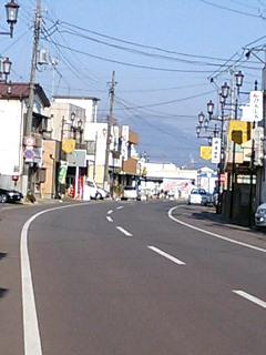 駅前通り2006